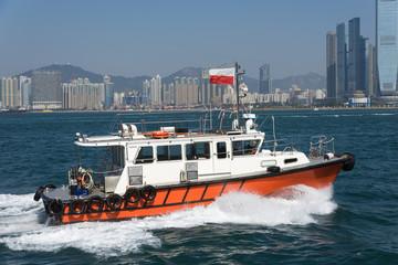 Hong Kong Pilot Boat (香港 水先艇)