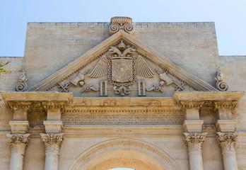 Naples Gate in Lecce 3