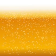 Beer foam background
