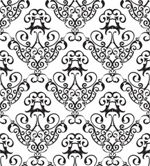 Seamless ornament nice art pattern