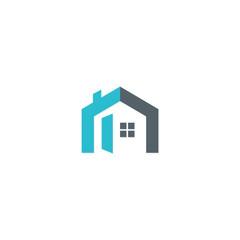 house design concept architecture logo