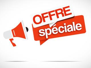 mégaphone : offre spéciale