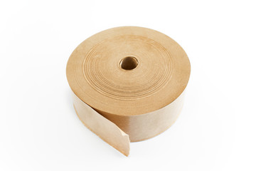 Paper adhesive tape for packing