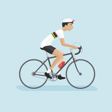 Cyclist World Champion 002