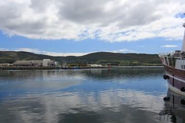 Hafen von Casteltownbere