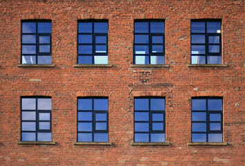 Industrial Factory Windows
