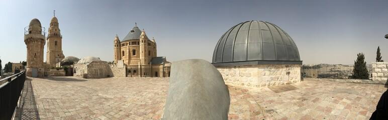 Basilica della Dormizione di Maria, Gerusalemme, Israele