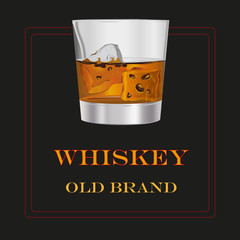 Whiskey old brand