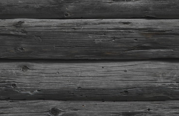 Seamless texture of grey Wooden logs