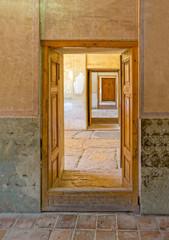 Citadel doors passage