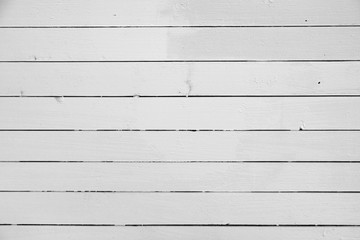 Old Weathered White Wood Rustic Textured Background