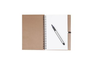 Ringblock mit Stift
