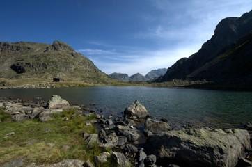 Lacs Robert - Chamrousse.
