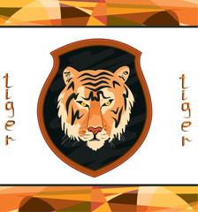Hunting trophy - Tiger