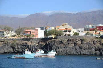 Porto Novo, Cabo Verde