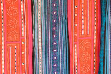 Vietnamese ethnic textile