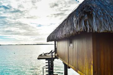 Vista Bungalow Polinesia