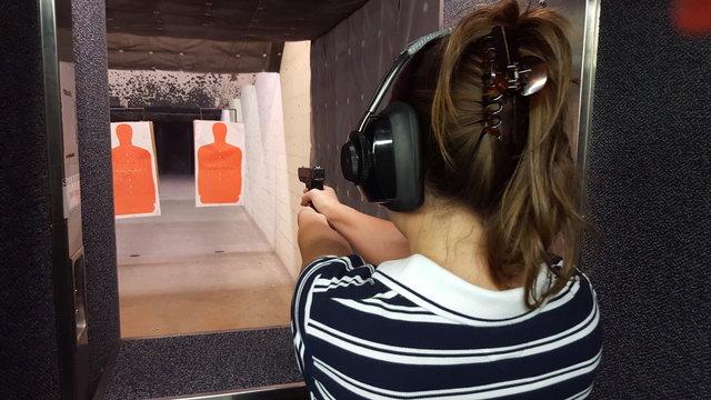 Shooting practice 1