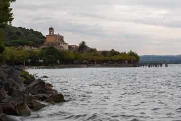 Lake Bracciano - View from Trevignano Romano
