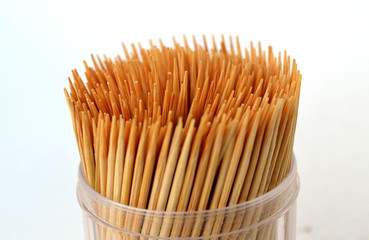 Wonderful circle toothpicks