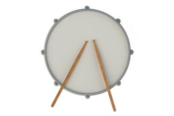 Drum top view