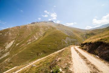 Green Mountain in Turkey