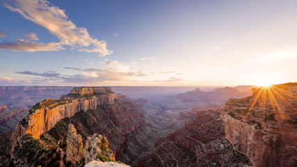 Cape Royal in Grand Canyon North Rim Wall mural