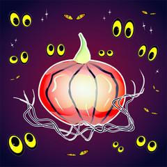 открытка осень