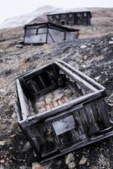 Closed Coal Mine in Pyramiden