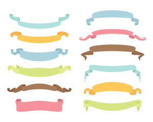 Ribbons collection