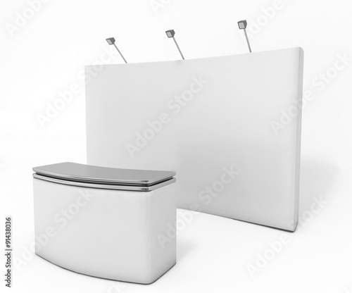 Trade Exhibition Stand Mockup Free : Quot trade show mockup exhibition stand stock photo and