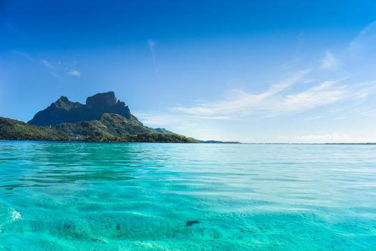Paesaggio Isola di Bora Bora