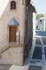 Tournon in France