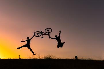 sıradışı bisiklet deneyimi & bisiklet keyfi