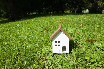 自然,住宅模型