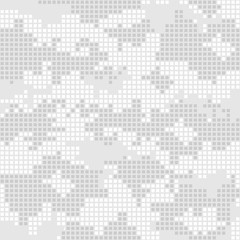 Urban camo pattern - gray pixels