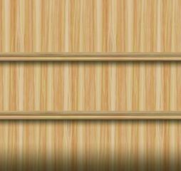 Etagère bois 2 étages