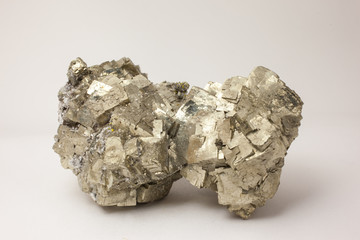 Mineral:  Pyrite