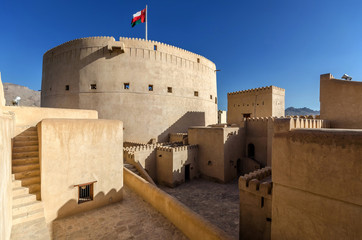 Nizwa Fort / The most popular fort in the Sultanate of Oman
