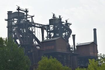 Foto op Canvas Grandfailure Landschaftspark Duisburg Nord