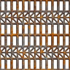Rusty lattice