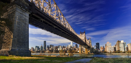 Ed Koch Queensboro Bridge, also known as the 59th Street Bridge
