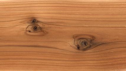 Brown cedar board texture.