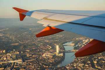 Basel Luftbild