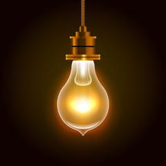 Vector Illustration Bulb