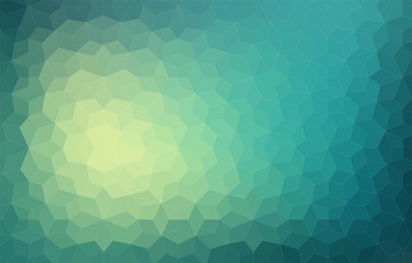 Triangle colorful abstract background.