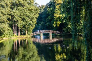 Gründelpark in Glauchau