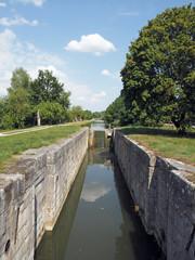 Ludwig-Donau-Main-Kanal in Berching