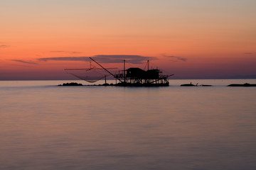 Marina di Pisa, bilancino