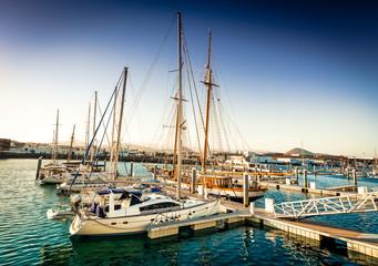 yacht bay